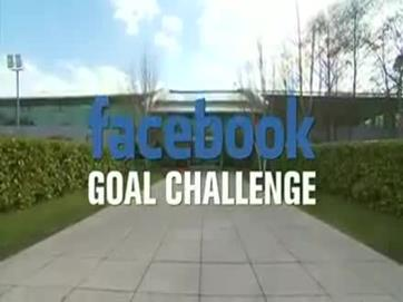 Chicharito vence Facebook Goal Challenge