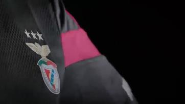 Camisola alternativa do Benfica para 2014/2015