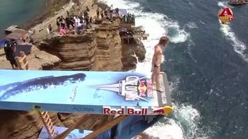 Vencedores Red Bull Cliff Diving World Series