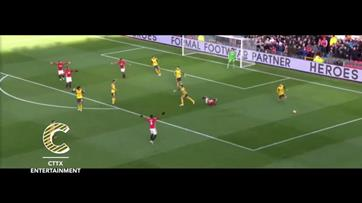 Lance polémico no Manchester United-Arsenal