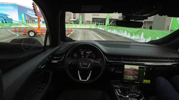 Audi Q7 piloted driving 2