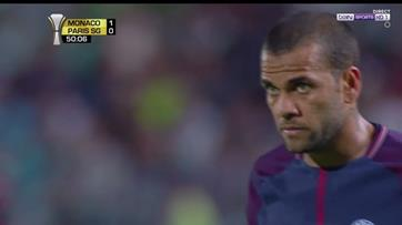 Míssil de Daniel Alves na reviravolta do PSG