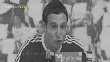 Carzola regressa ao Villarreal
